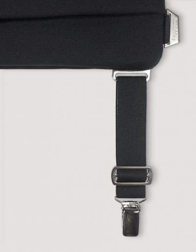 Handy crossbody add-on hook for active lifestyle
