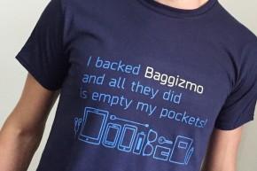 Baggizmo-tshirt