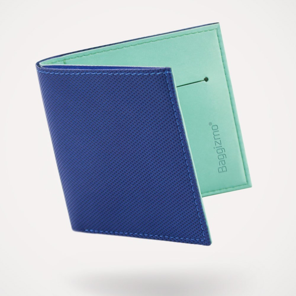 Baggizmo Smart WalletBaggizmo Wiseward - Smart wallet + QI charger