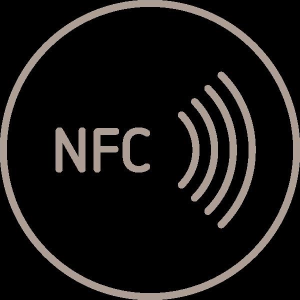 NFC tag Baggizmo pictogram