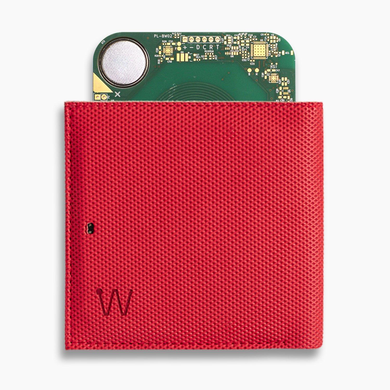 Smart wallet technology Baggizmo