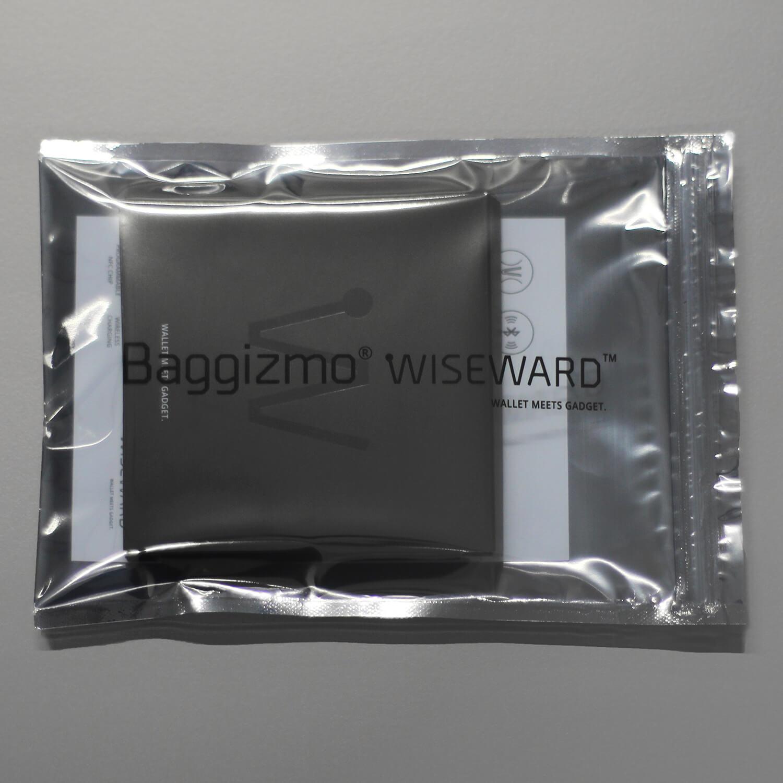 Smart wallet antistatic packaging