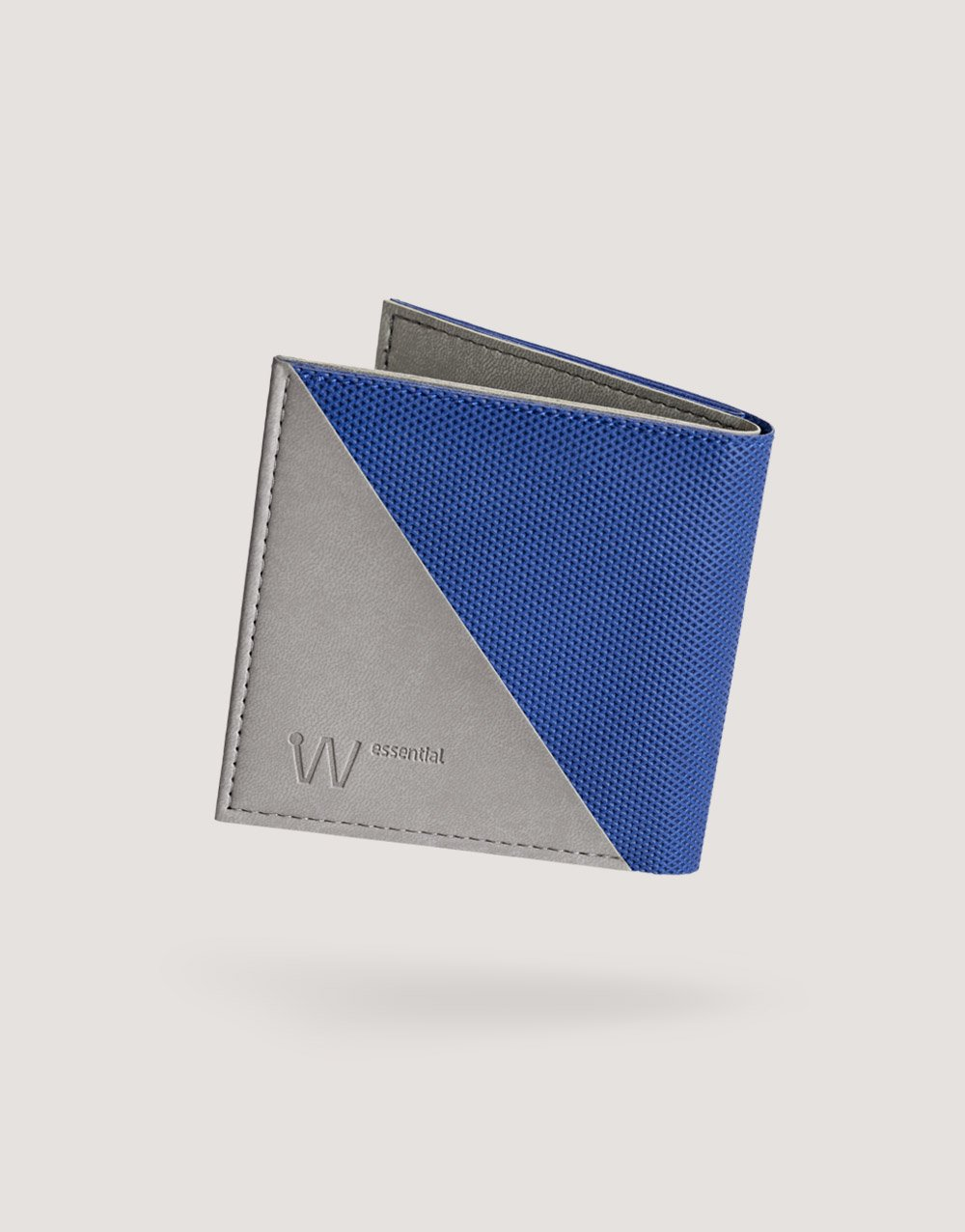 Baggizmo Wiseward Essential RFID wallet limited edition blue wallet