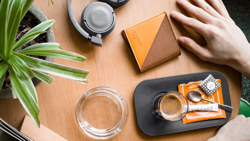 Baggizmo RFID eco-friendly Essential wallet
