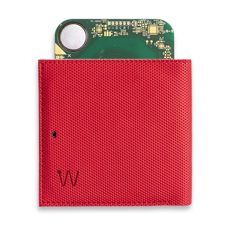 Technology in Baggizmo Wiseward smart wallet