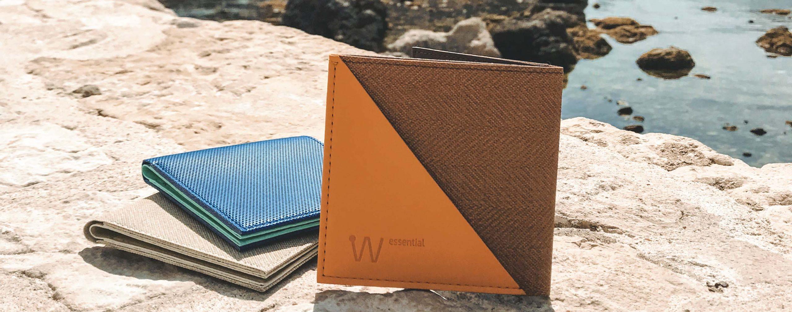 RFID protected Baggizmo Wiseward Essential wallet