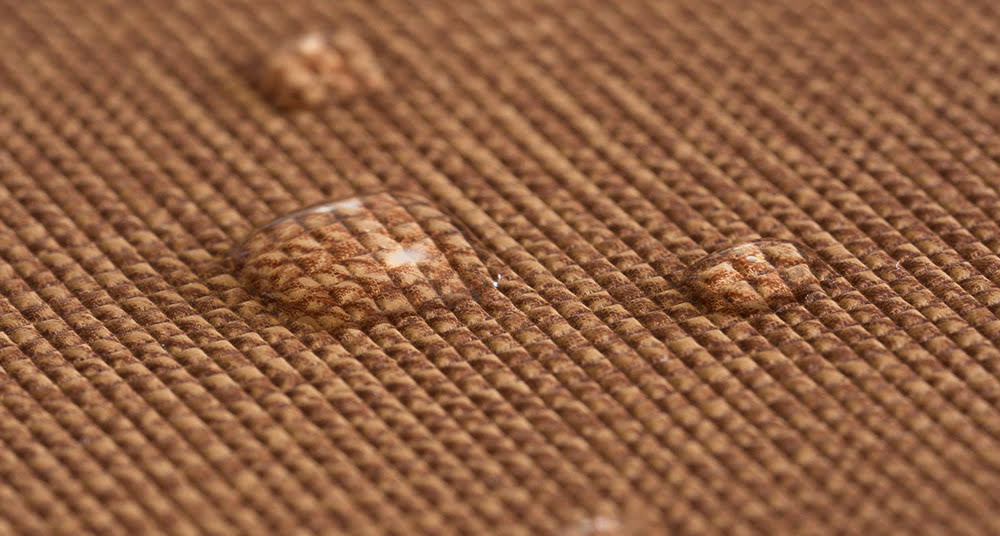 Water-repellent Synt3 innovative fabric