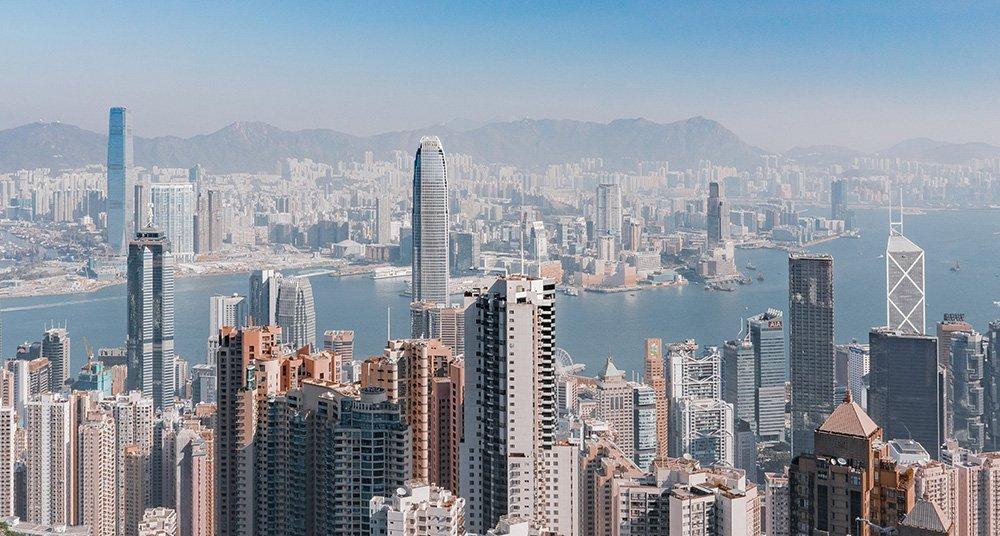 Hng Kong Skyline