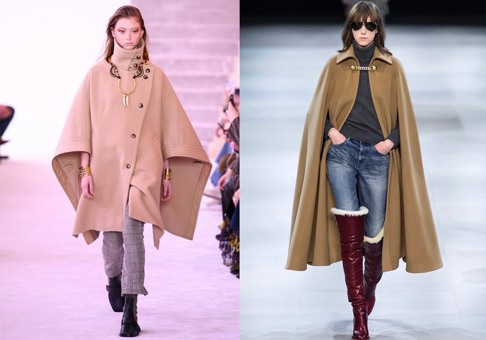 capes, transitional jacket