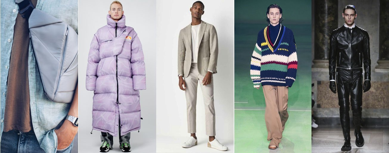Top 5 Fall 2019 Fashion Trends for Men
