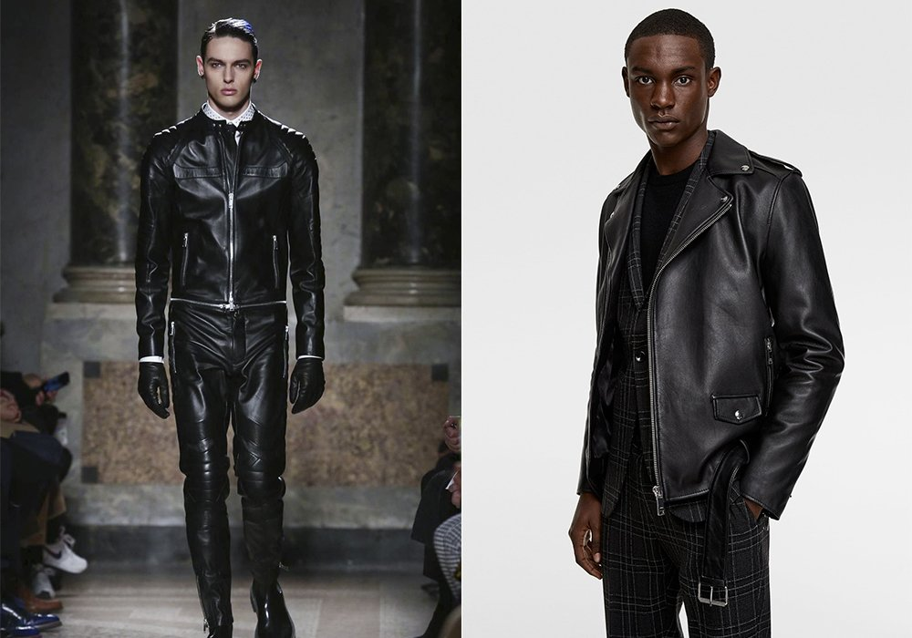 Top 5 Fall 2019 Fashion Trends for Men, leather trend